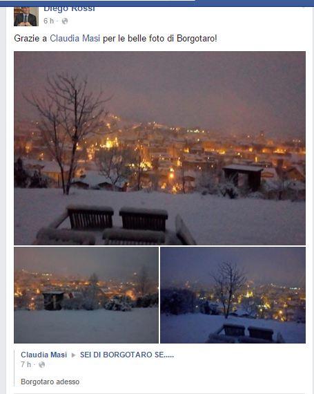 neve borgotaro