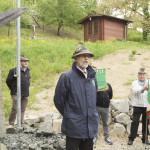Alpini Fornovo Roberto Cacialli pres Parma