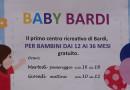 Baby-Bardi inaugurato in biblioteca centro ricreativo per bimbi piccoli dai 12 ai 36 mesi