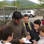 Borgotaro arriva Parma Calcio.Immagine004-2