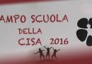 Campi estivi Cisa programma 2016