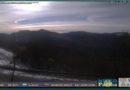 Primi fiocchi di neve in Alta Montagna, nel parmense. Inverno gelido il prossimo?