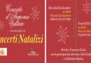 """21 e 23 dicembre Concerto di Natale a Borgotaro e Fornovo con le due """"band"""" della valtaro"""