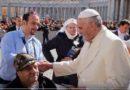 Amarcord fornovovese: Papa Francesco racconta un suo segreto agli alpini di Fornovo