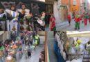 Bardi: le immagini del Carnevale itinerante.