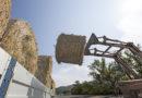 Alpini Fornovo due camion di fieno per gli allevatori di Amatrice