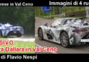 Le immagini della NUOVA DALLARA stradale lungo le strade della sua Valle: la Val Ceno!!!