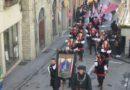 Iniziato il tenzone Medioevale a Bardi. Come sempre un grande successo.