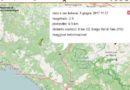 Alta Val Taro. Un nuovo terremoto di magnitudo 2.6 alle 11.43 di oggi.