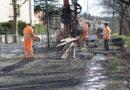 Da TG88 VIDEO Via Diaz Fornovo ritardo lavori insorge la minoranza