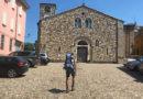 Fornovo Bar Acli Parrocchia Mario Araldi dall'Aventino per rilanciare la Francigena