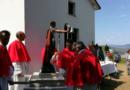 Cristiani ed atei insieme alla festa festa di San Genesio a Boschi di Bardone. Le immagini.