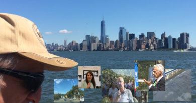 Questa sera ore 8 TG canale 88 di Parmense.net ultimo appuntamento USA – New York
