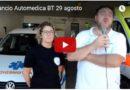 Estratti dal Tg. TG del 29 Agosto. Un Bilancio sul servizio di automedica a Borgotaro