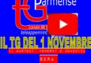 TG PARMENSE del 1 Novembre