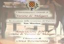 "ANPI Varano Melegari benemerenza civica 11-11-2017 riconoscenze ""San Martino d'Oro"""