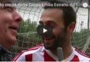 Derby coppa derby Coppa Emilia.  ESTRATTI dal   TG del  12 settembre