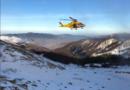 Intervento del Soccorso alpino sul Monte Marmagna.
