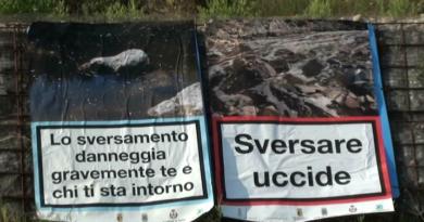 """Sversamento liquami zootecnici non depurati nel fiume Ceno in località """"Marena"""""""