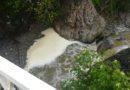 """Nuovo sversamento nel torrente """"Corsenna  nel comune di Bardi"""