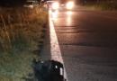 Tragico incidente questa notte sulla provinciale 15 di Calestano nel tratto tra Stradella e Sala Baganza