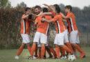 Sul campo di Ramiola Verde segna il gol della vittoria per i nero-arancio di Brianti, Folgore Fornovo-Sivizzano 1-0