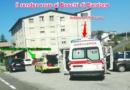 Domenica nera per i centauri. In 4 trasportati in codice rosso presso gli ospedali del territorio.