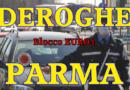 Corridoi transitabilità e deroghe per blocco euro 4 Parma 2018_19
