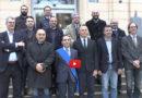 Giuramento e discorso Diego Rossi neo presidente Provincia Parma