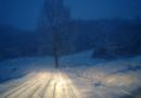 La neve questa mattina, IMMAGINI e video dal Parmense.