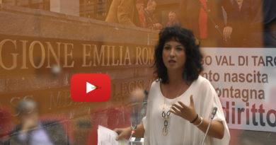 Difesa punto nascita Borgotaro-Pavullo-Calstelnovo le promesse mantenute di Sensoli Consigliera Regionale Una scelta politica per il territorio sul tavolo del Ministero della Salute