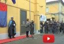 Fornovo inaugurata Sede Unica Comando Polizia Municipale Comuni Bassa Valle Medesano Fornovo Solignano intervista Comandante Saviano e Sindaco Grenti