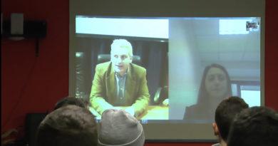 Gadda Fornovo videoconferenza sull'importanza dell'alternanza scuola-lavoro con ragazzi di Catanzaro e Turbocoating