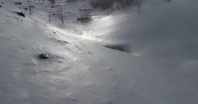 Escursioni sui crinali appenninici? solo se ben attrezzati ed esperti! Pericolo ghiaccio!!!!!