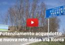 Pellegrino Parmense un serbatoio idrico e nuova rete in via Roma
