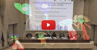 Stepchild adoption legge 76/2016 convegno Forense Parma alla CCIAA