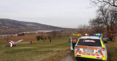 Incidente aereo a Rubbiano.