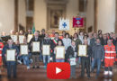 Pellegrino Pse a tutte le associazioni di volontario il San Giuseppe d'Oro 2019 e a Roberto Spagnoli