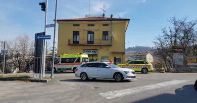 Code sul ponte di Fornovo a causa di un piccolo incidente poco prima delle 12.00