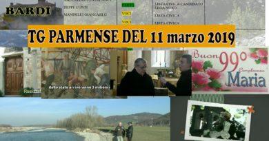 TG Parmense dell' 11 Marzo