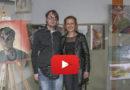 Fornovo Taro Mattia e Ioana una mostra intro-estro di pittura