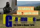 GIS Carabinieri, il Comandante Alfa in Val CENO.