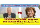 Il confronto TV  tra i candidati per COLLECCHIO? Venerdì sera 24 maggio ore 20.35 circa CANALE  88