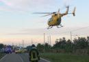 Gravissimo incidente stradale alle porte di Felegara. In rianimazione una giovane donna.
