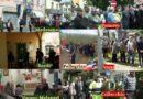 Le immagini del ricordo del 25 aprile nel Parmense. Collecchio, Medesano,